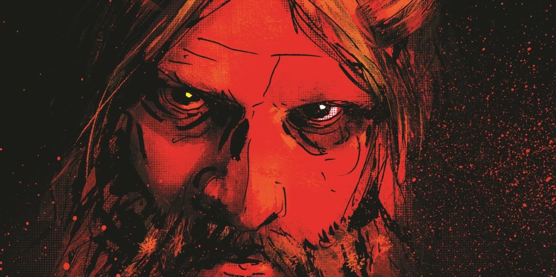 Lucifer #1 Vertigo Comics Dan Watters Sebastian Fiumara Max Fiumara comic book 31 Days of Horror