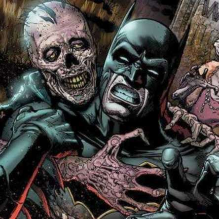 Cursed Comics Cavalcade #1 DC Comics