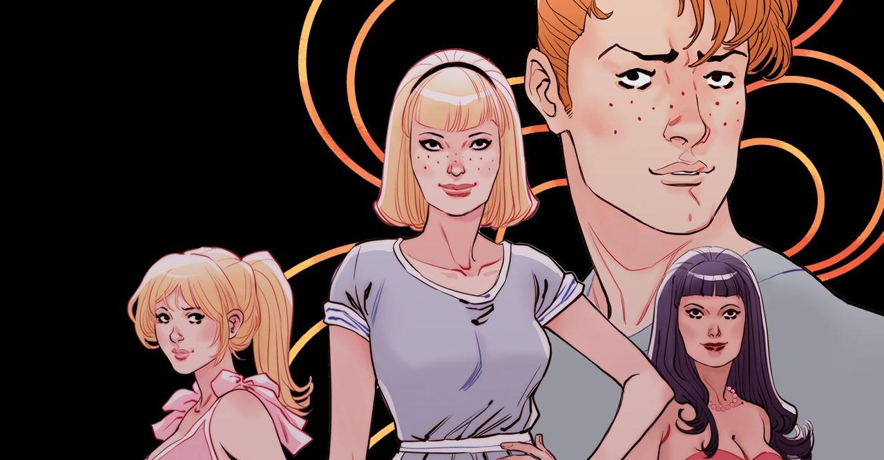 Archie #700 Nick Spencer Marguerite Sauvage Jack Morelli Archie Comics comic books