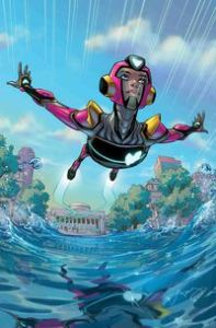 Ironheart #1 Eve Ewing Kevin Libranda Marvel Comics comic book superhero Riri Williams