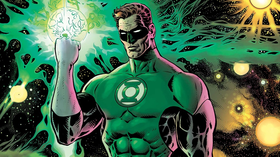The Green Lantern #1 Grant Morrison Liam Sharp DC Comics comic book