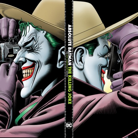 Absolute Batman The Killing Joke 30th Anniversary Alan Moore Brian Bolland DC Comics