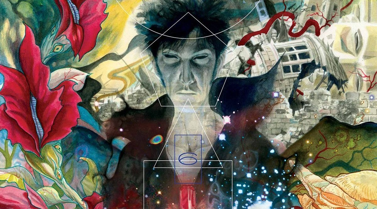 The Absolute Sandman Overture Neil Gaiman J.H. Williams III DC Comics