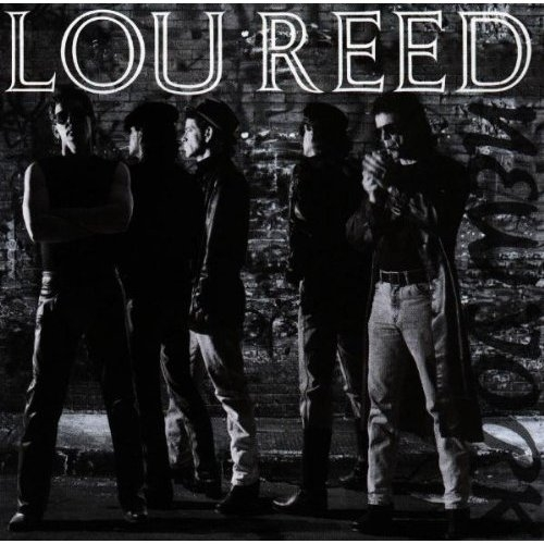 Lou Reed New York