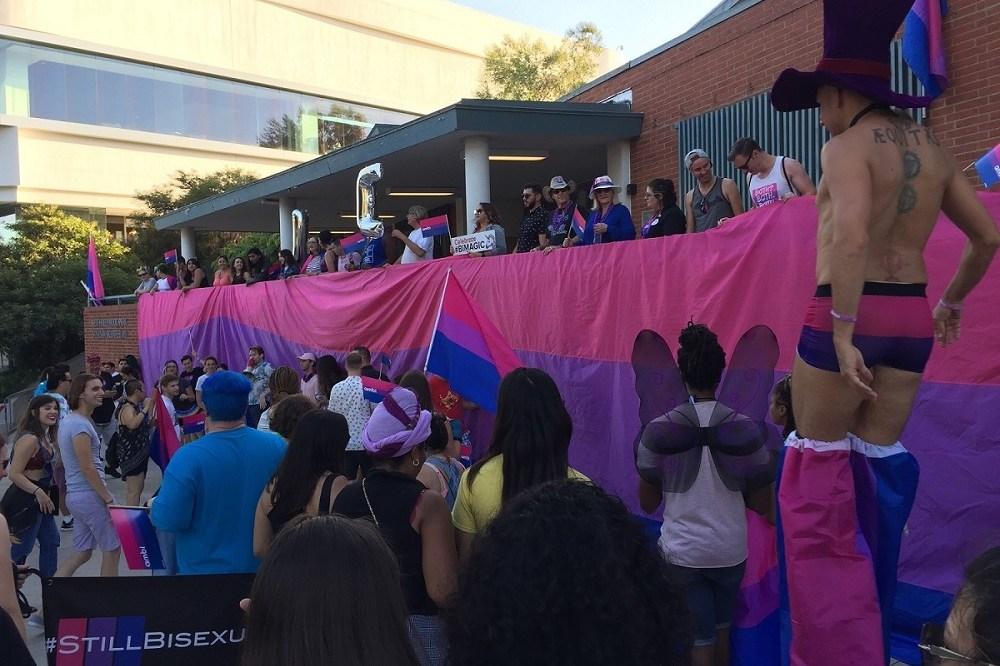 WeHo Bi Pride, 9/21/2019, photo by Cedric Maurice