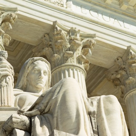 U.S. Supreme Court detail