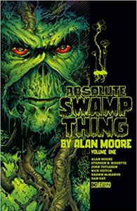 Absolute Swamp Thing By Alan Moore Vol. 1, Swamp Thing, Alan Moore, DC Comics