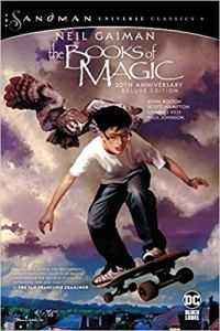 Books of Magic, Neil Gaiman, John Bolton, Charles Vess