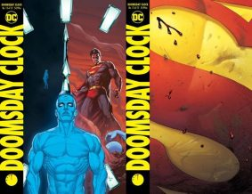 Doomsday Clock 12 feature image