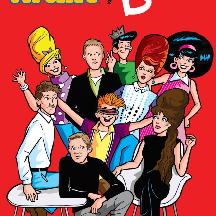 Archie Meets The B-52s