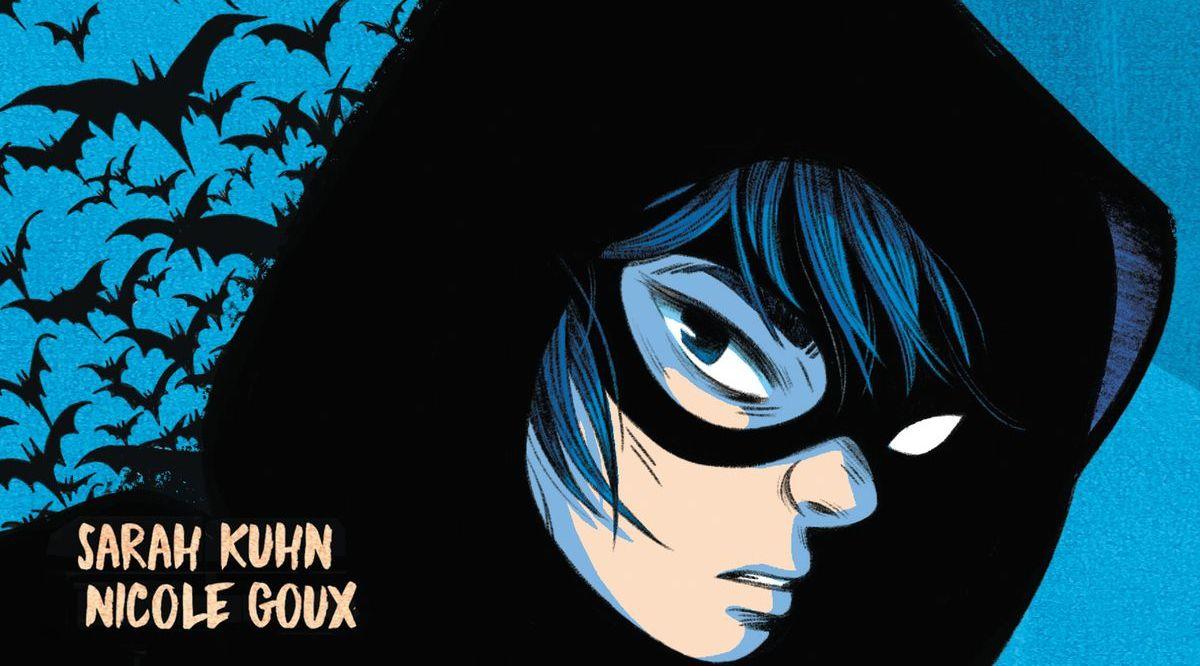 Shadow of the Batgirl 2