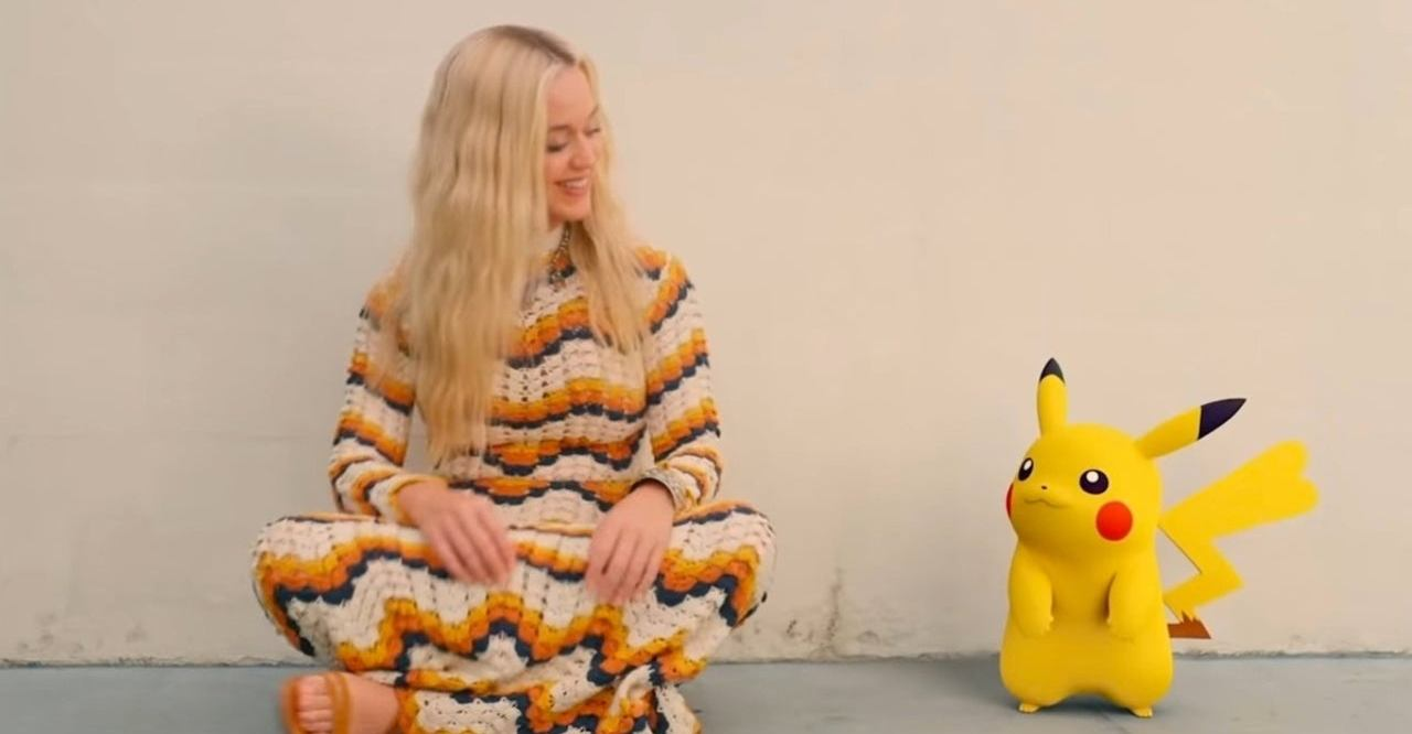 Katy Perry Pokemon