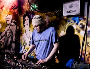 Mixing at The Attic: © MoonshineMcGeePhotography 2013