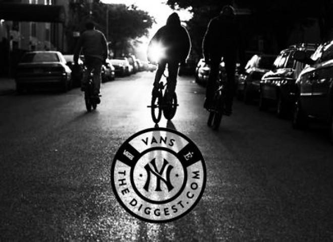 VANS x TheDiggest – NYC Trip