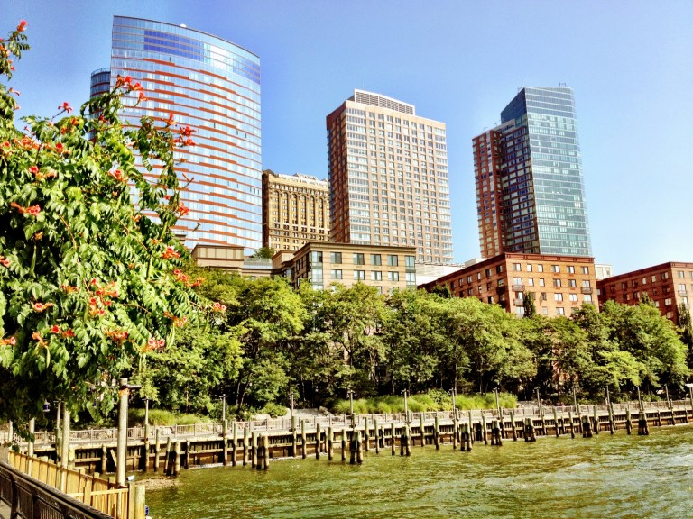 Battery Park City Buildings