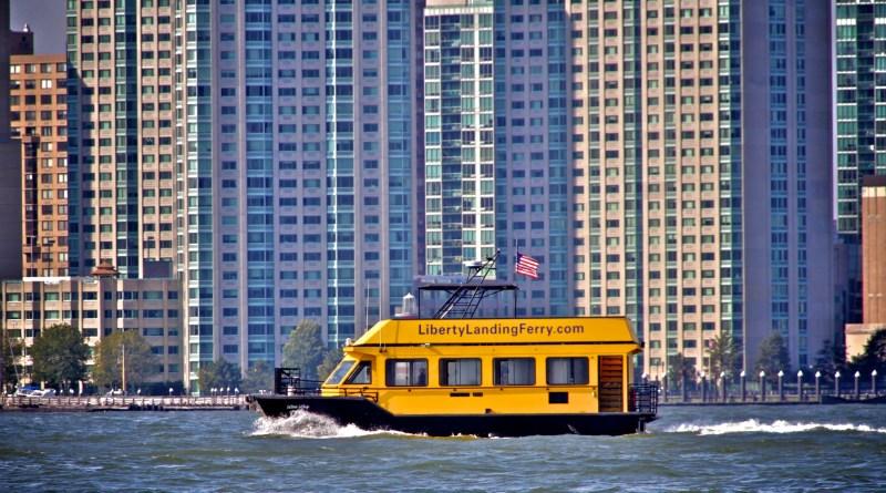 Liberty Landing Ferry