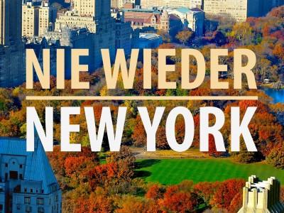 GERMAN: Nie wieder New York