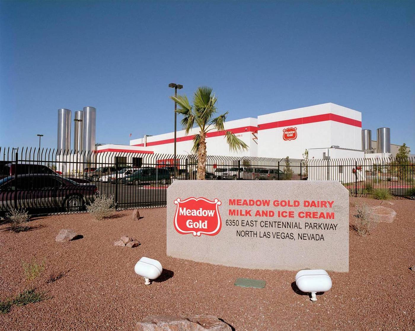 Meadow Gold Dairy Milk and Ice Cream Plant  BigD