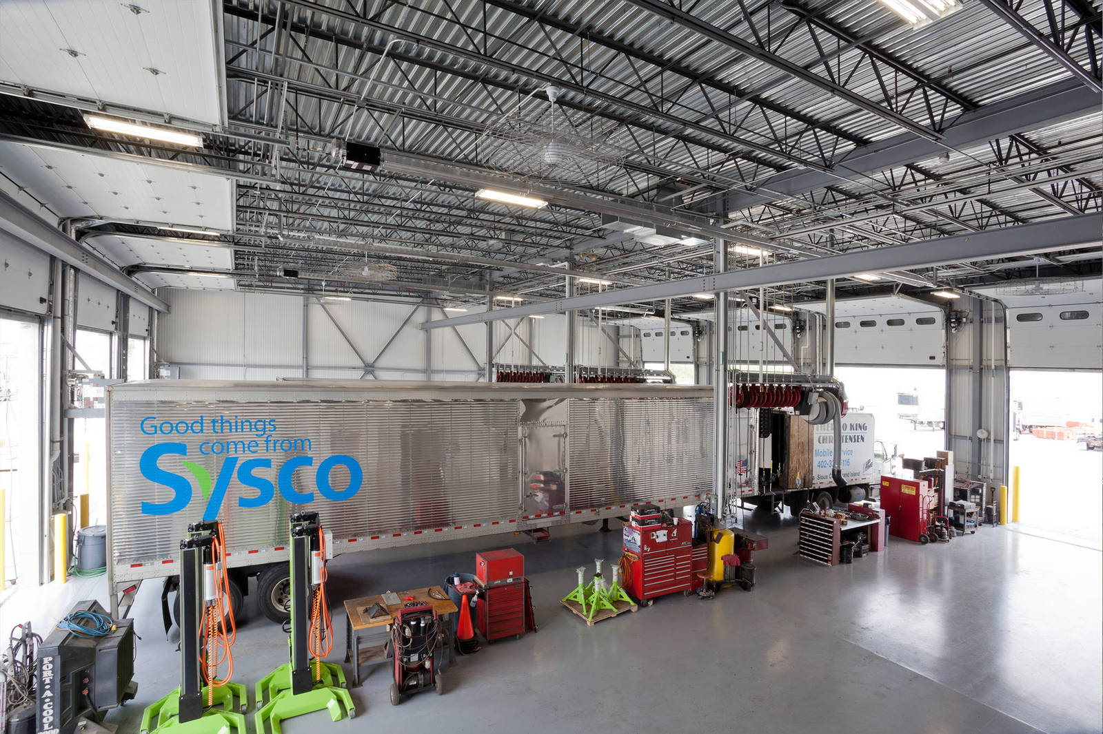 Lincoln Poultry A Sysco Company  BigD Construction