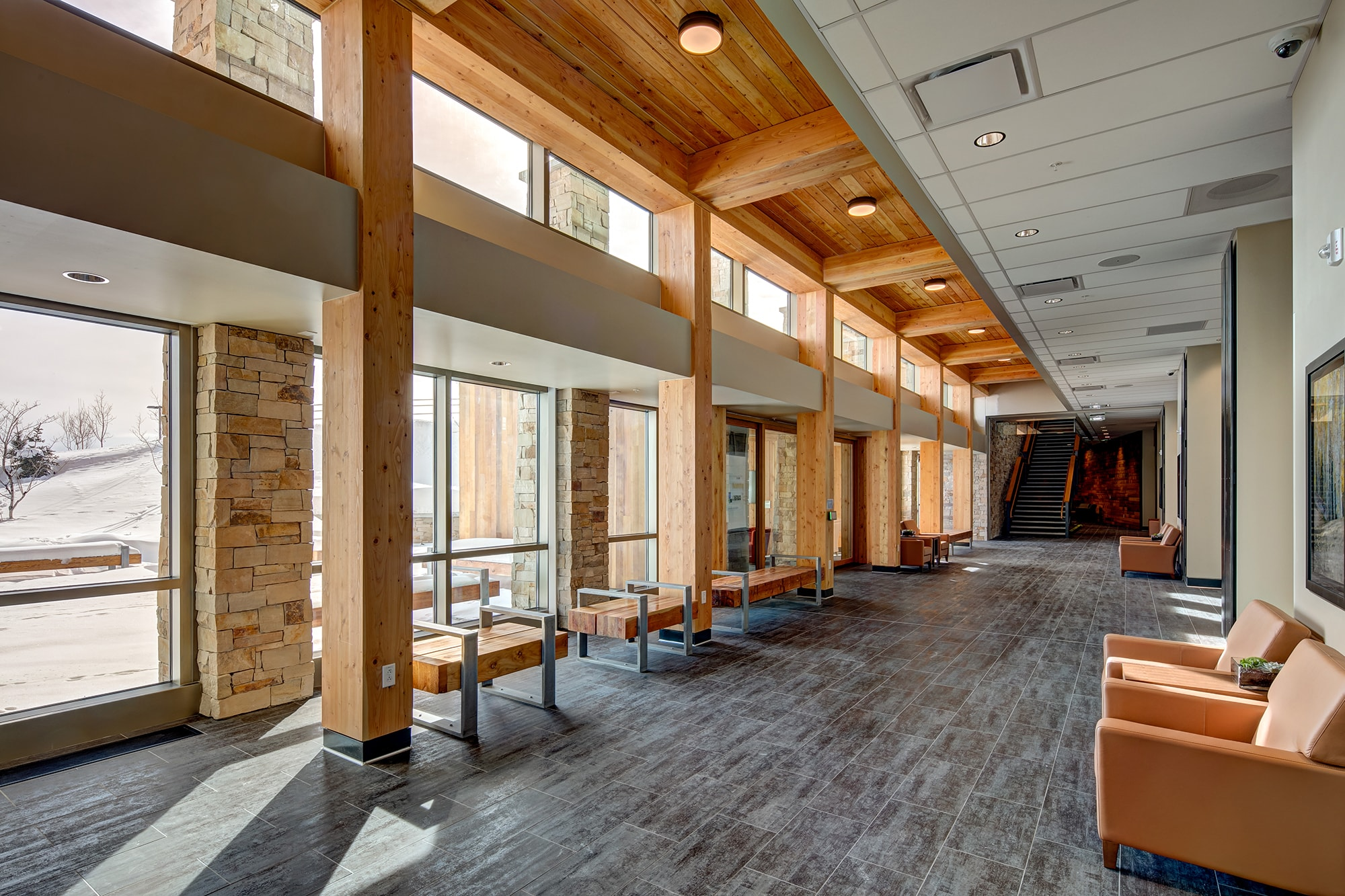 Park City Hospital Outpatient Expansion and 3rd Floor Med