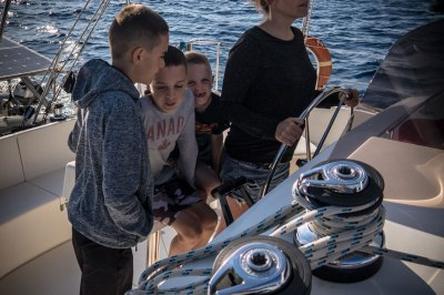 So you want to be a sailing family