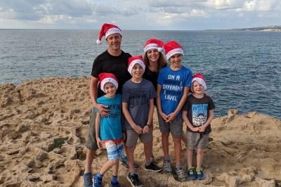 Christmas letter 2018