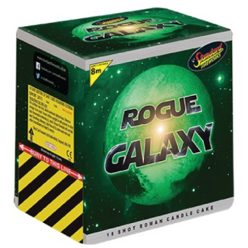 Rogue Galaxy uk