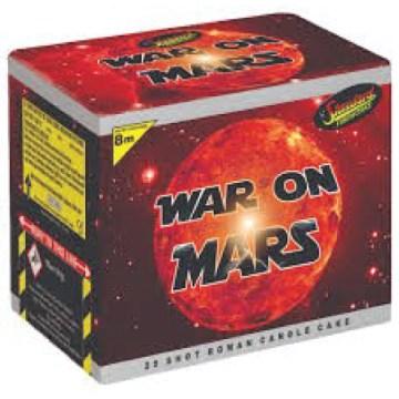War On Mars uk