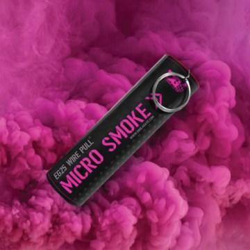 EG25 Micro Wire Pull Smoke Pink uk