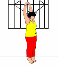 酷刑圖:吊銬
