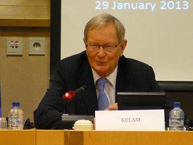 '歐洲議會議員特內•克蘭先生:活摘器官是對人性的毀滅和踐踏'
