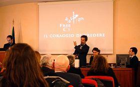 '意大利國會內放映紀錄片《自由中國》'
