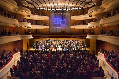 神韻交響樂團蒞臨洛杉磯盛大演出