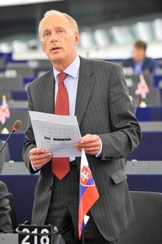'圖:斯洛伐克議員,自由和民主歐洲黨團副主席雅羅斯拉夫﹒帕斯卡(JaroslavPAŠKA)'