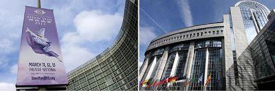 '歐洲的政治中心、歐盟和北大西洋公約組織等國際組織總部所在地──布魯塞爾'
