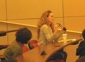 卡耐基•梅隆大學統計系訪問教授Jessi