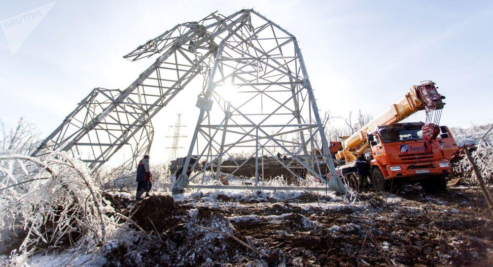 俄濱海邊疆區政府預計因氣旋造成的損失已超2.5億盧布且還將增加 - Sputnik 中國
