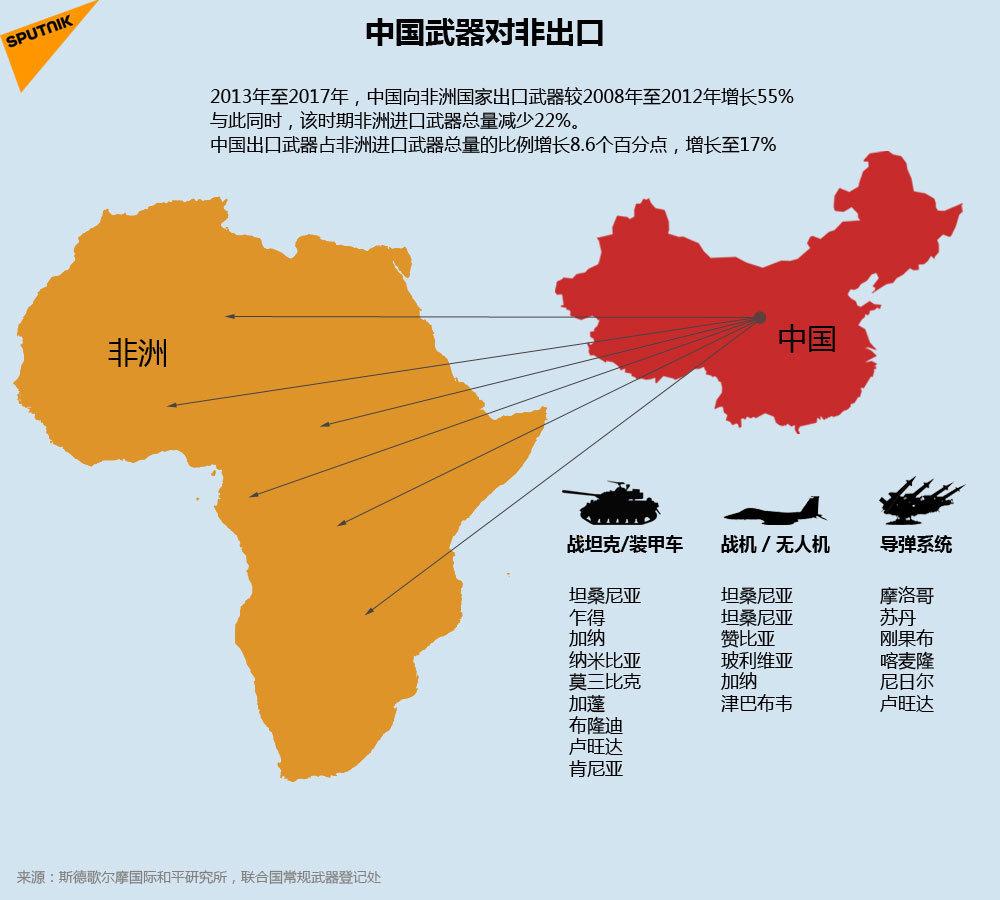 中國加強保護在非洲的經濟利益 - Sputnik 中國