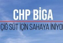 Photo of Biga CHP'den Davet