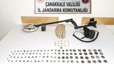 Photo of Jandarma'dan Tarihi Eser Operasyonu