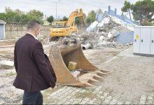 Photo of İlyas Bayram Stadyumu Tribünü Yenileniyor