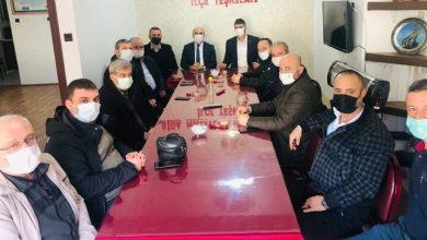 Photo of Mustafa Can MHP Biga İlçe Başkanlığını Ziyaret Etti