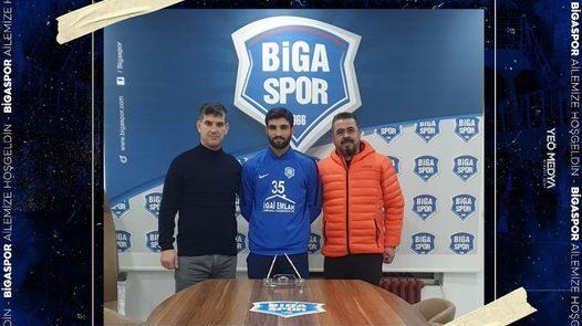 Photo of Ferhat Ertukuş Bigaspor'da