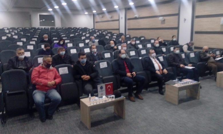 Photo of Biga TSO, 2021 Yılının İlk Meclis Toplantısını Yaptı