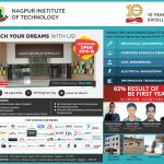 Newspaper Ads Designs for Educational Institute in Nagpur