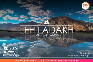 Leh Ladakh Video ad for promotion of Travel company