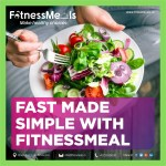Creatives For Social media marketing of Fitness Meals Pune (March)