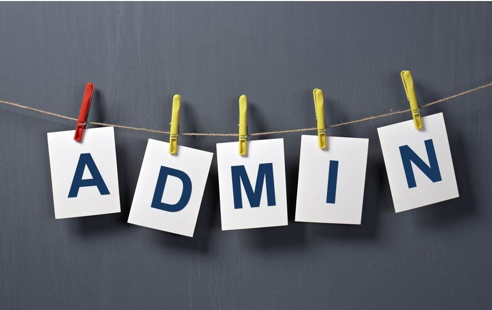 Do the admin from day one - The Big Almanack Admin on computer operator, network administrator, technical support, computer security, database administrator, business analyst, systems analyst, software deployment, application analyst, web developer,