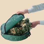 Bosmere Wreath Bag, 61cm, Green, G395