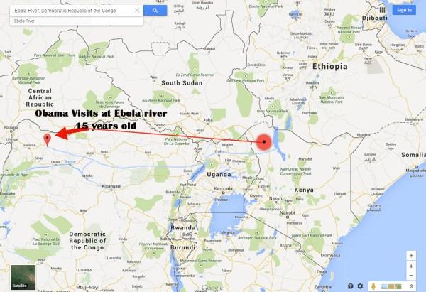 obama involved in experimental ebola studies